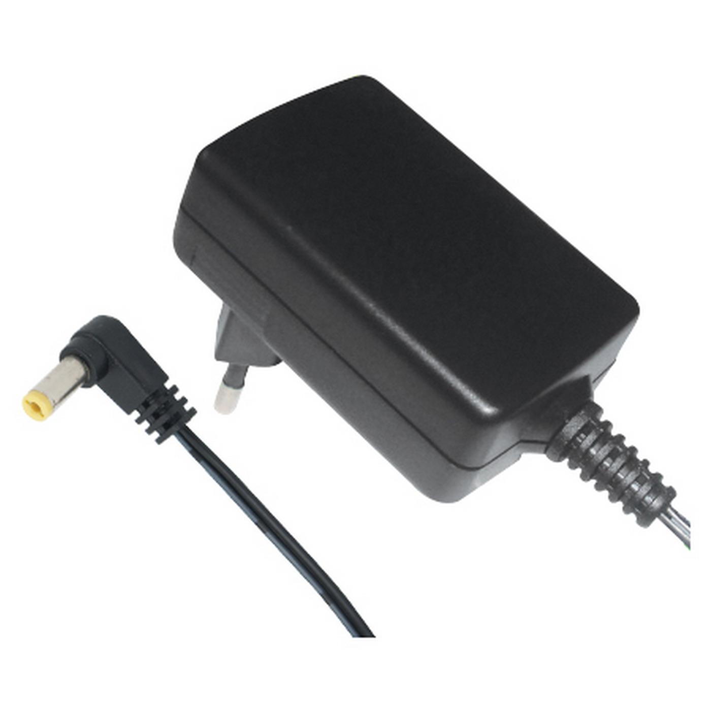 Alimentatore Switching 12VDC 1A Plug Fisso 5.5*2.1
